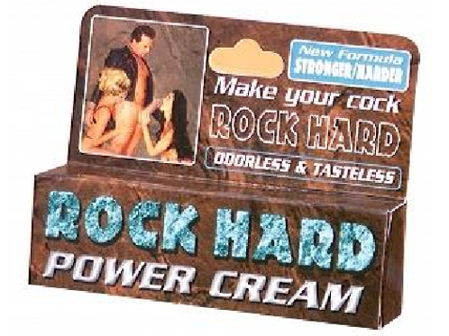 Rock Hard Cream