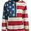 Thumbnail: American Flag Hoodie