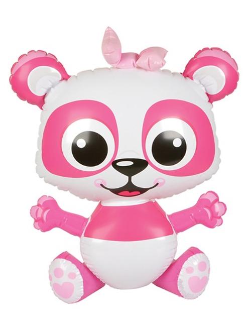 Happy Hillside Panda Inflatable