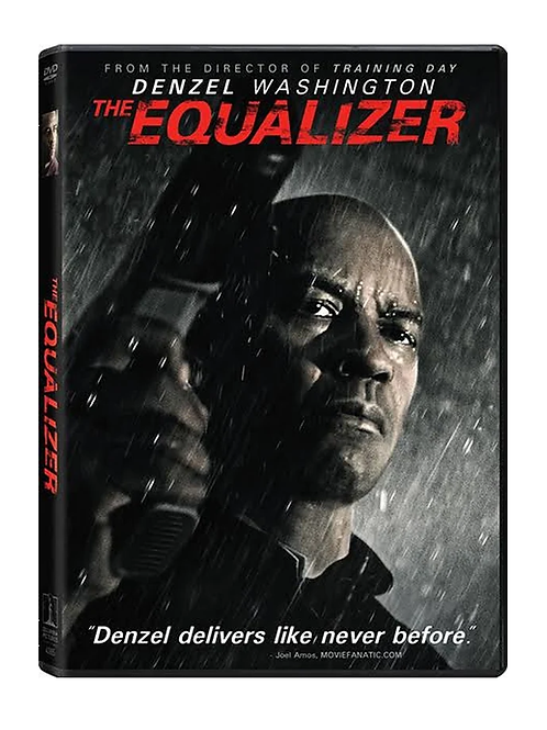 The Equalizer DVD Movie
