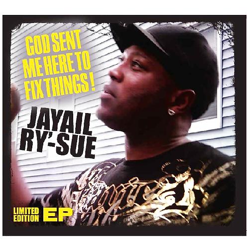 Jayail Ry'-Sue CD