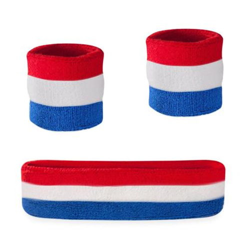 NBA Sport Head and Wrist Sweat Bands