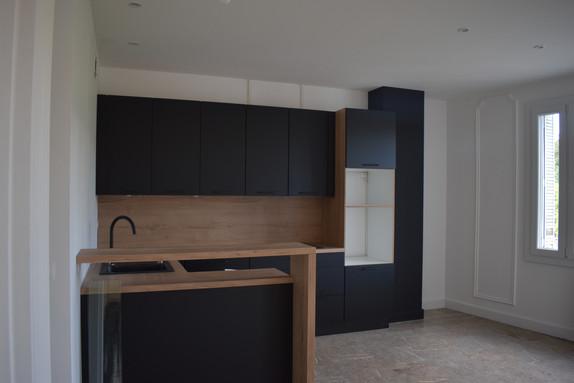 Rénovation & division d'un appartement à Lyon