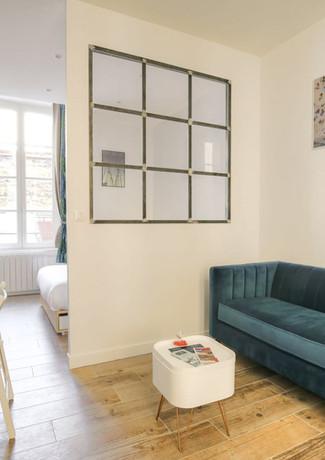 Rénovation appartement Lyon 2 ème