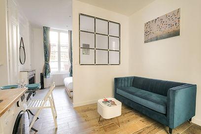 Rénovation d'un appartement de 25 m2 à Lyon