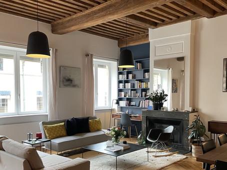 Comment rénover un appartement Canut à Lyon ?