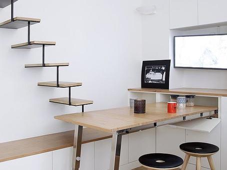 Comment optimiser l'espace d'un studio à Lyon ? 🗝