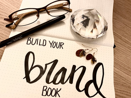COMING SOON: Build Your Brand Book: Personal and Business Branding Workshop