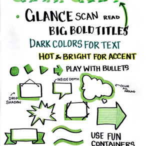 WORKSHOP: Graphic Facilitation 101 - An Essential Primer on Chart Craft