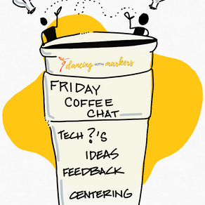 Friday Coffee Chat with Lauren - Shop Talk, New Ideas, Centering
