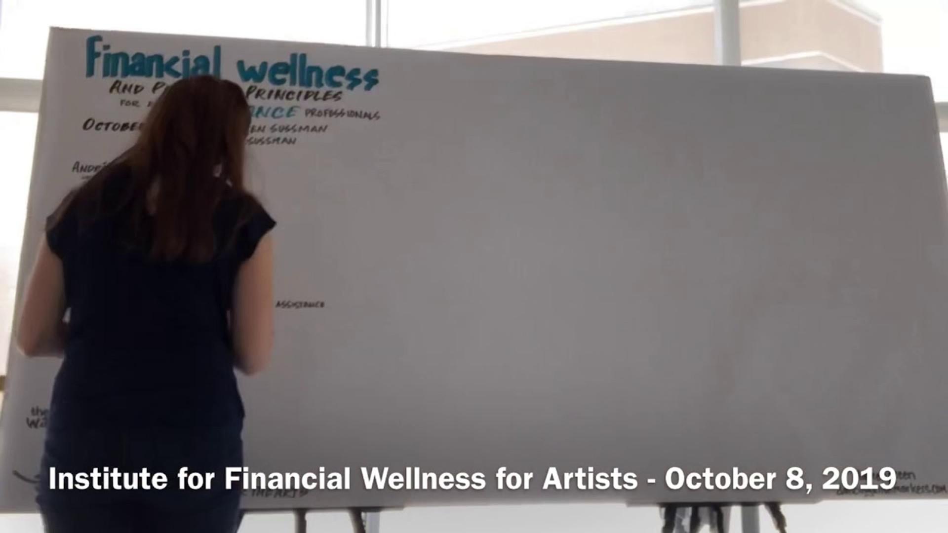Institute for Financial Wellness for Art
