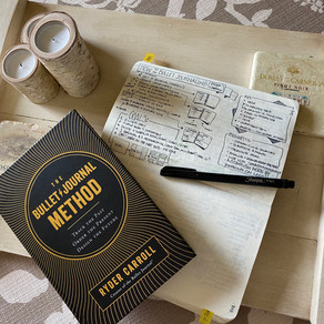 Starting a Bullet Journal: How to Task Mindfully