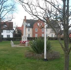 Memorial Green, East Harling