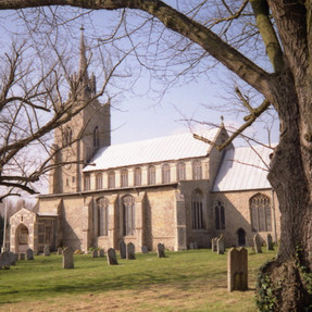 Church of St Peter and St Paul, East Harling