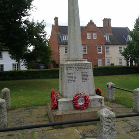 War Memorial, East Harling