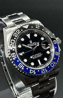 2017 Rolex GMT 116710BLNR