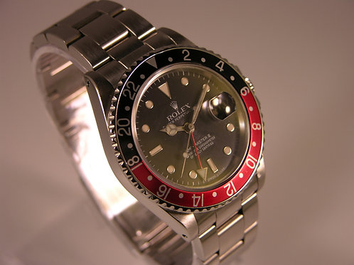 1987 ROLEX GMT Master II 'FAT LADY'