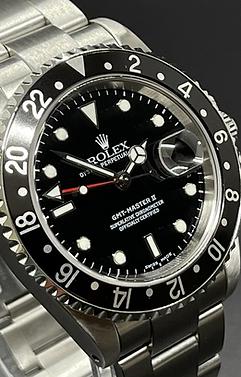 2000 ROLEX GMT Master II 16710