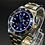 2007 ROLEX Submariner Bi-Metal 'Blue Dial' 16613T
