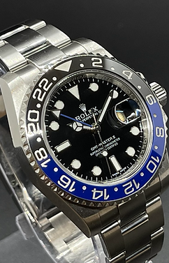 2014 Rolex GMT 116710BLNR