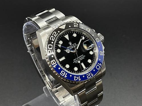 2014 Rolex GMT 116710BLNR 'Batman'