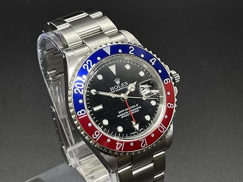 2003 ROLEX GMT Master II 16710