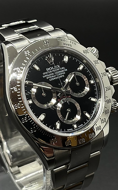 2013 ROLEX Daytona Stainless Steel 116520