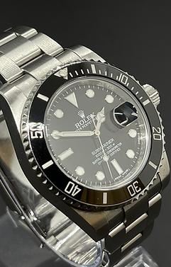 2014 ROLEX Submariner Date 116610LN