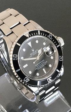 2006 ROLEX Submariner Date 16610