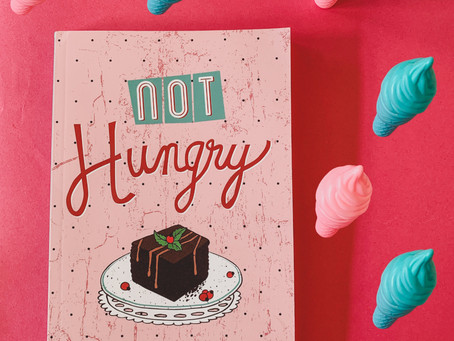 Not Hungry by Kate Karyus Quinn - Book Review