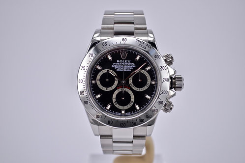 2001 ROLEX Daytona Stainless Steel 116520