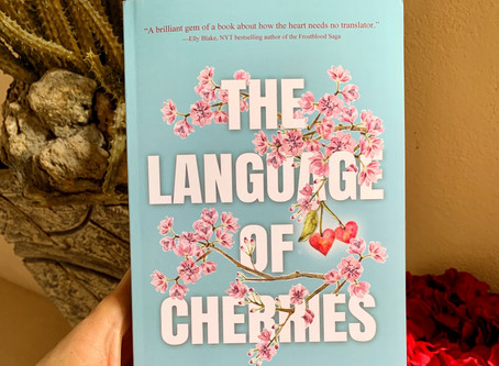 The Language of Cherries by Jen Marie Hawkins - Book Review