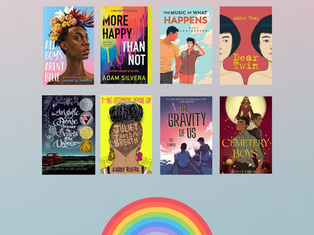 10 Amazing YA Books About LGBTQ+ Characters of Color