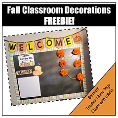 Fall Decorations Cover and Preview.png
