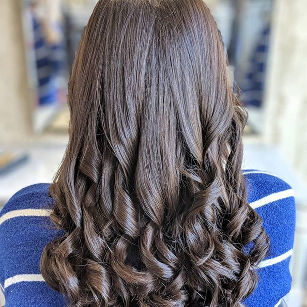 Weekend ready 💆♀️ Done by Martha  #the