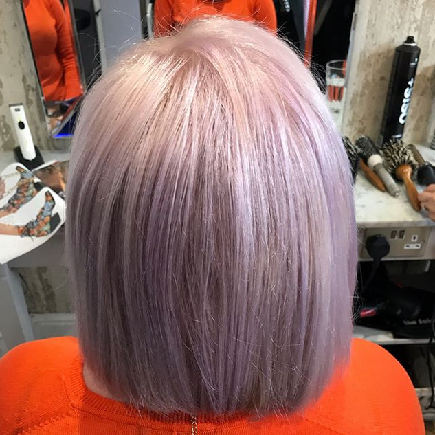 Everyone love pink hair 💗 02082792667 ☎