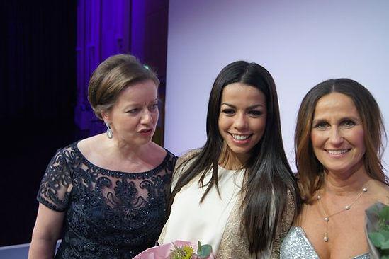 Deutscher Kosmetikerpreis 2015 Andrea Becker-Schulmeister Regina Jakof Fernanda Brandao