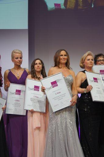 Deutscher Kosmetikerpreis 2015 Andrea Becker-Schulmeister