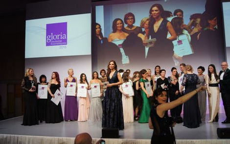 Deutscher Kosmetikerpreis 2015 Karen Webb Bild zwei