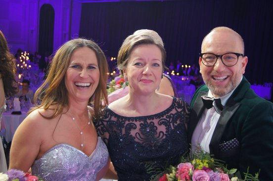 Deutscher Kosmetikerpreis 2015 Andrea Becker-Schulmeister Regina Jakof Modeunternehmer Thomas Rath