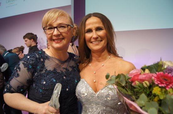 Deutscher Kosmetikerpreis 2015 Andrea Becker-Schulmeister Monika Stedler