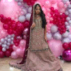Asian Wedding Photo Backdrop