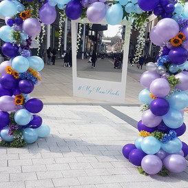 Mothers Day Balloon Arch
