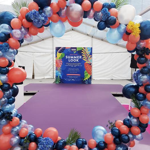 Circular Balloon Arch