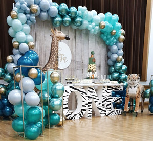 ONE Jungle Themed Party - 1st Birthday