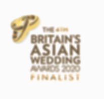 Finalist Badge - The 4th Britain's Asian