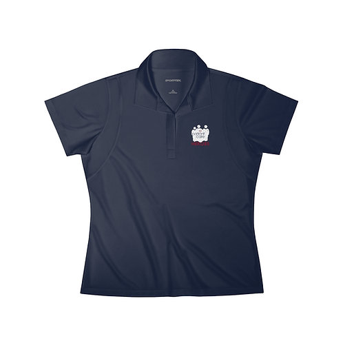 Patient Care Heroes Embroidered Women's Polo Shirt