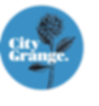 Logo, City Grange Logo, Logo Design, Branding, Brand Identity, Graphic Design, Tagline, Copywriting, Brand Narrative, Key Messaging, Marketing, Branding, Digital Design, Digital Advertising, Social Media Marketing, Social Media, Garden Supply, Startup