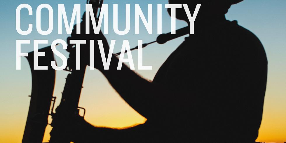Blues Community Festival
