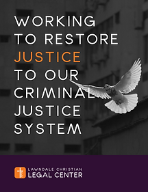 Lawndale Cjristian Legal Center Brochure